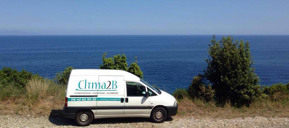 clima2b, climatisation corse